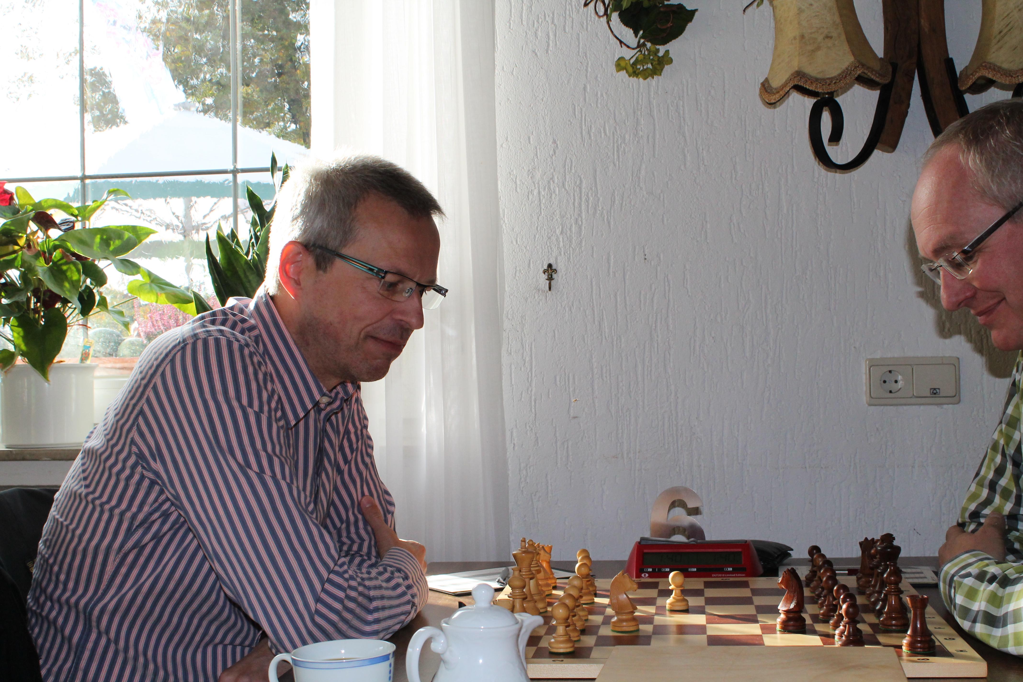 Erfolgreiche Saison: Ralf Schulte