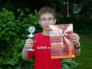 Adrian siegt beim Klemens Pokal 2005