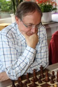 Peter Ortmeier gewann zum 8-0